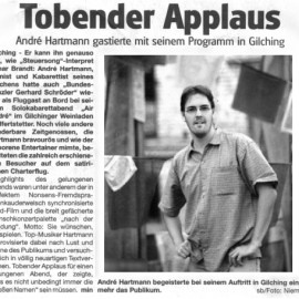 Tobender Applaus
